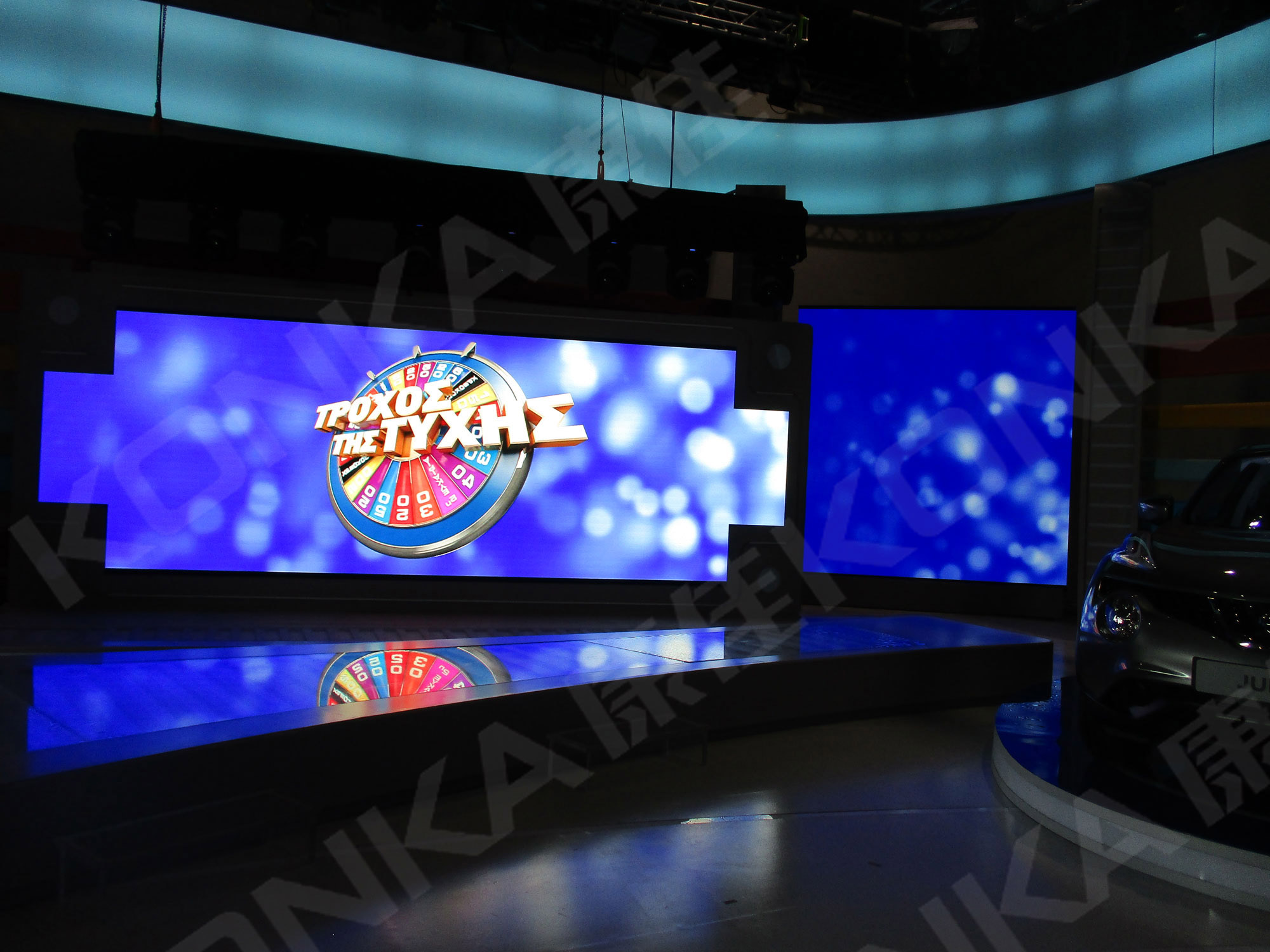 "<span style=""font-size:13.3333px;"">Greece TV studio LED P4</span>"